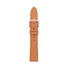 18 mm Luggage Leather Strap