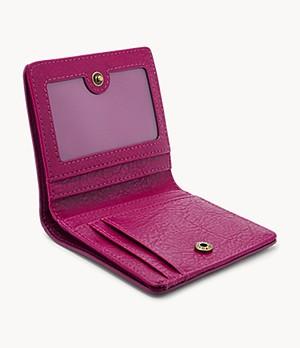 Damen Geldbörse Logan - RFID Small Bifold