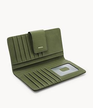 Damen Geldbörse Logan - RFID Tab Clutch