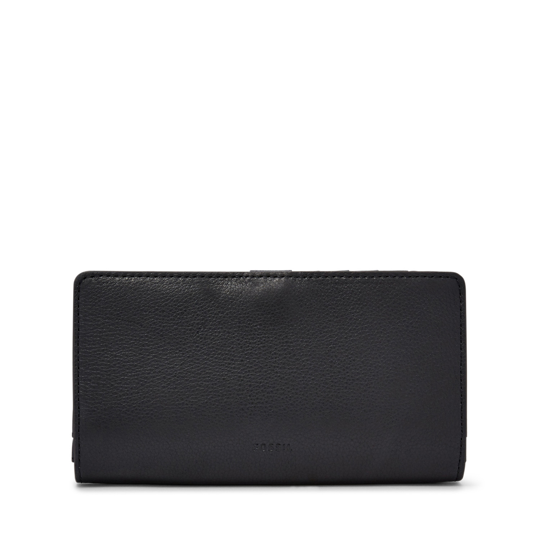 1a373bd51e6 Caroline RFID Slim Bifold Wallet - Fossil
