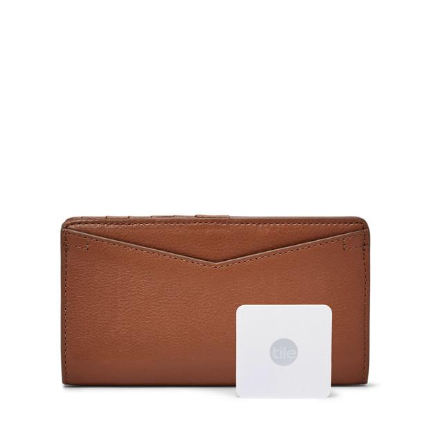 Caroline Rfid Slim Bifold Wallet And Tile 174 Slim Box Set