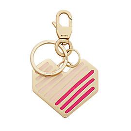 Damen Schlüsselanhänger - Heart Keyfob