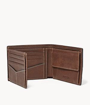 Herren Geldbörse Ethan - International Traveler