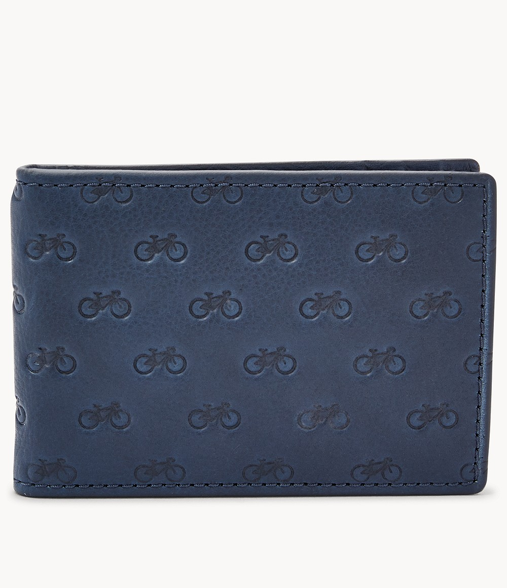 Eddy RFID Magnetic Front Pocket Wallet