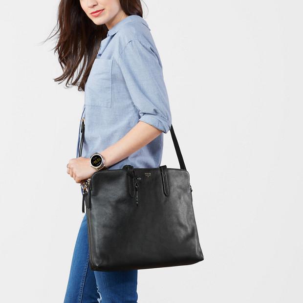 5a073d1121 Sydney Workbag - Fossil