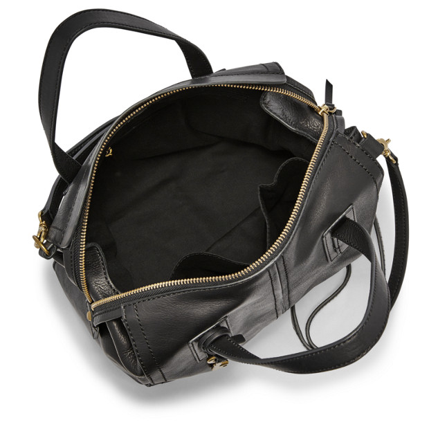 fossil emma satchel