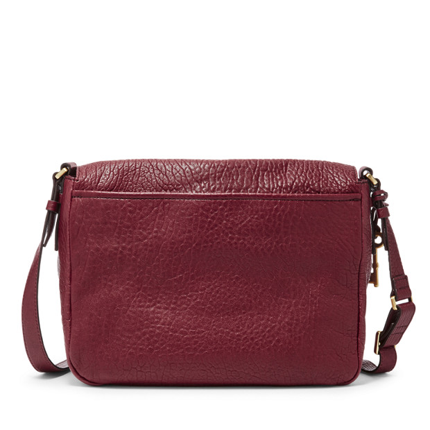 d109699d01f Peyton Large Double Flap Crossbody - Fossil