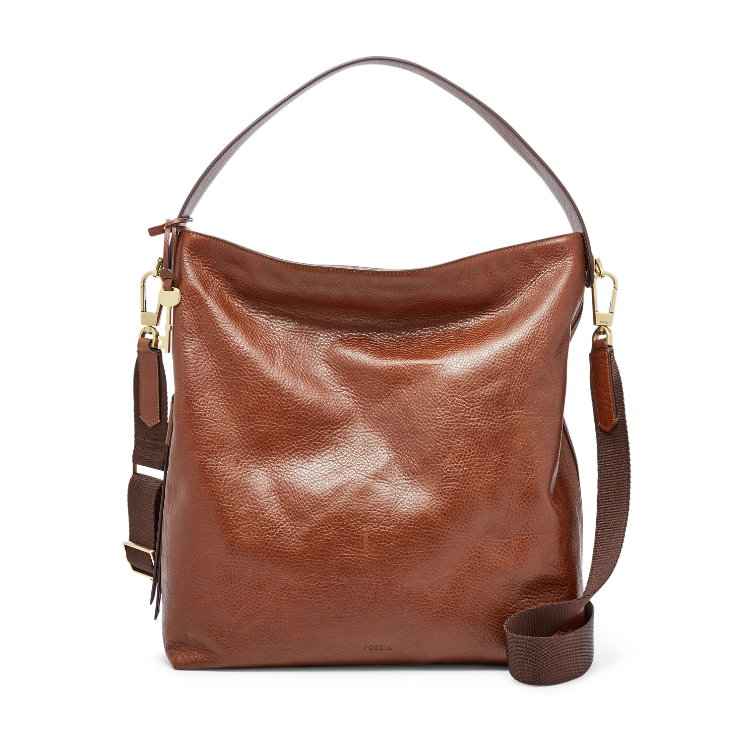 a75a2cc7c9 Maya Large Hobo - Fossil