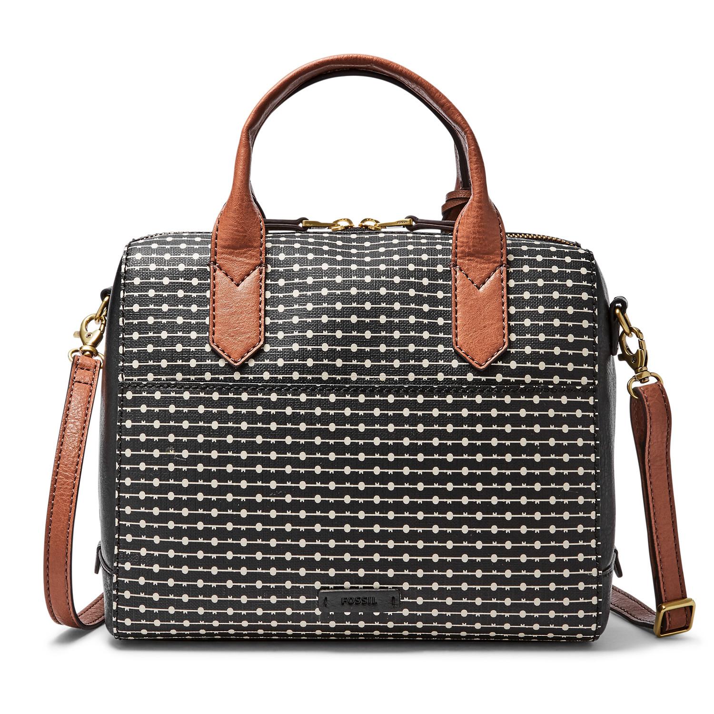 fossil satchel handbags
