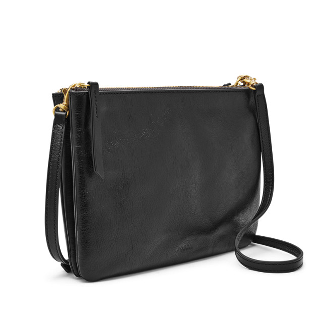 Damen Tasche Devon - Crossbody - Fossil