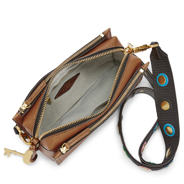 da5774abc7c4 Campbell Crossbody - Fossil
