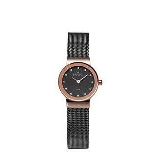 Freja Women's Steel Mesh Watch