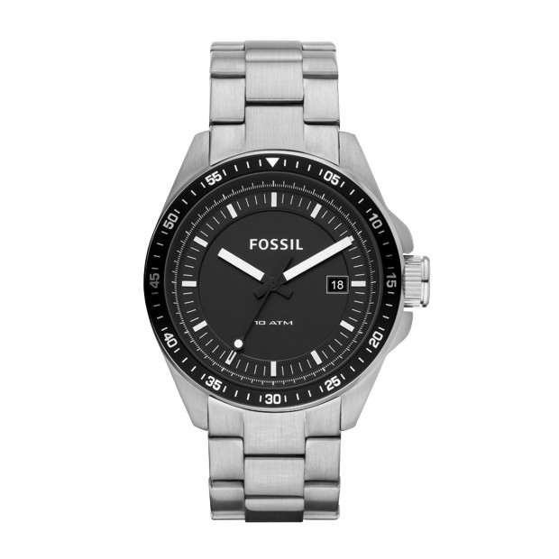 Decker Stainless Steel Watch
