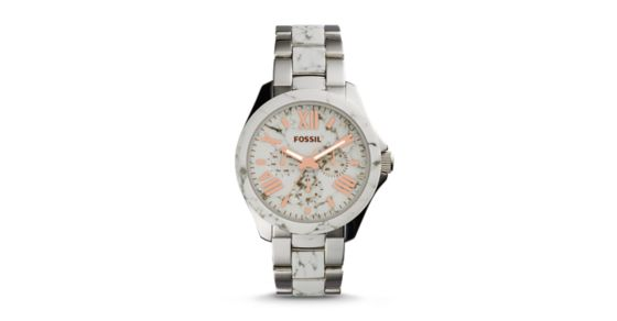 fossil cecile watch instructions