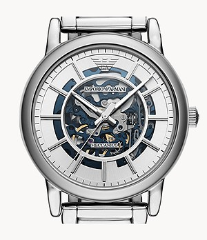 Emporio Armani Men's Automatic Steel Watch
