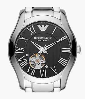 Emporio Armani Automatic Stainless Steel Watch