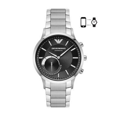 armani hybrid smartwatch