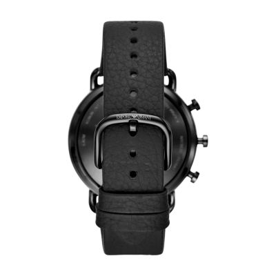 armani hybrid watch