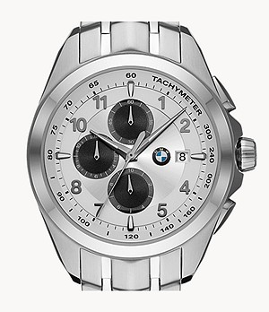BMW Chronograph Stainless Steel Watch
