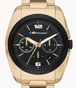 Ensemble montre et bracelet M Motorsport