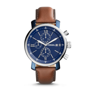 5622b0636 Rhett Chronograph Brown Leather Watch