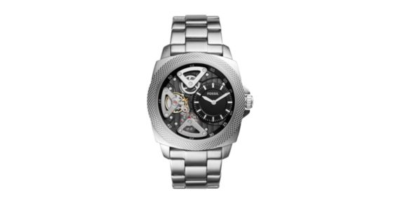 fossil mechanical watch instructions