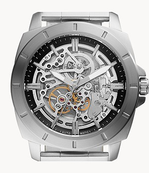 Privateer Sport Mechanical Stainless Steel Watch