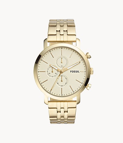 Luther Chronograph Gold-Tone Stainless Steel WatchLuther Chronograph Gold-Tone Stainless Steel Watch