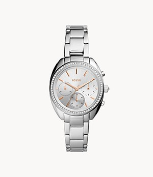 Vale Chronograph Stainless Steel Watch