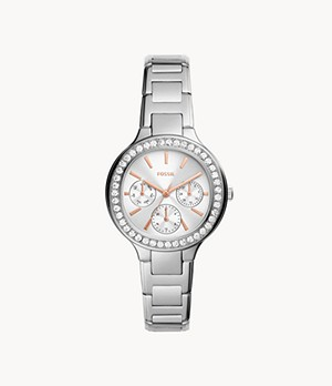 Weslee Multifunction Stainless Steel Watch