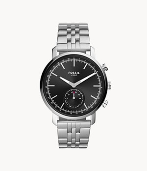 Hybrid Smartwatch Luther Stainless Steel