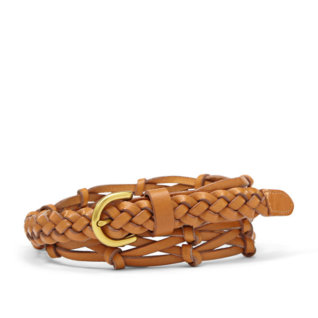 Knotted Woven Belt