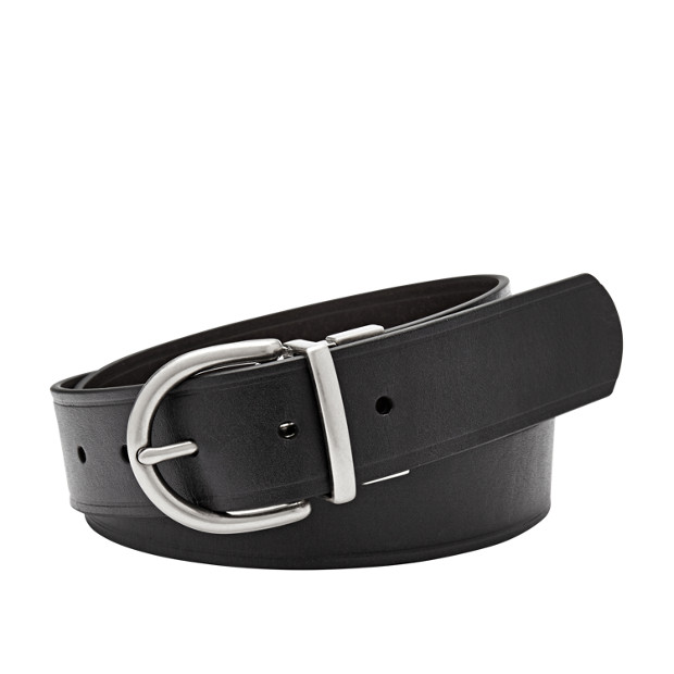 Reversible Metal Keeper Belt
