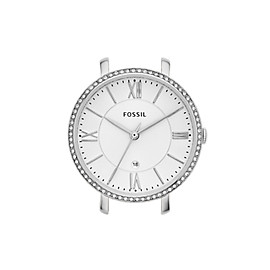 Jacqueline Stainless Stainless Steel Watch Case