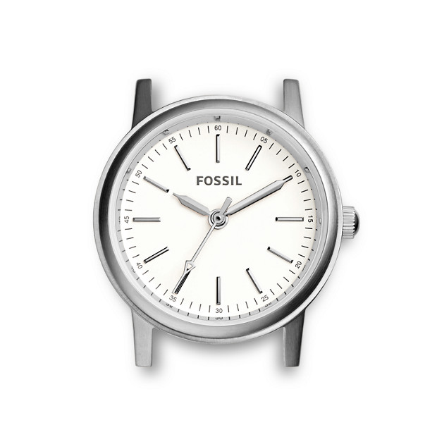 Rowen Three-Hand Stainless Steel Watch Case