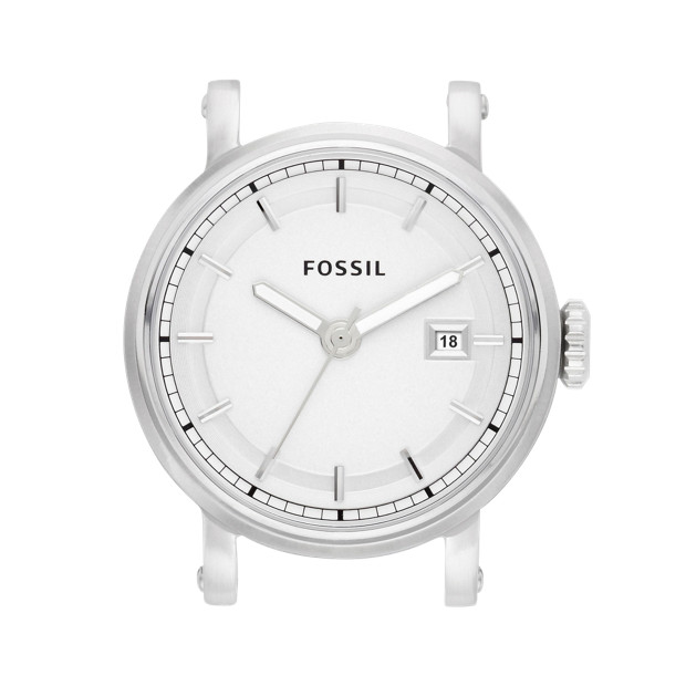 Stainless Steel 18mm  Watch Case