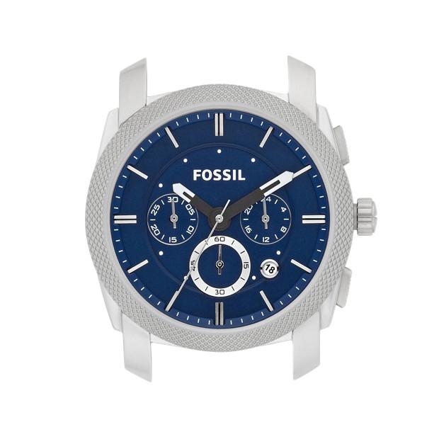 Machine 22mm Stainless Steel Watch Case – Blue