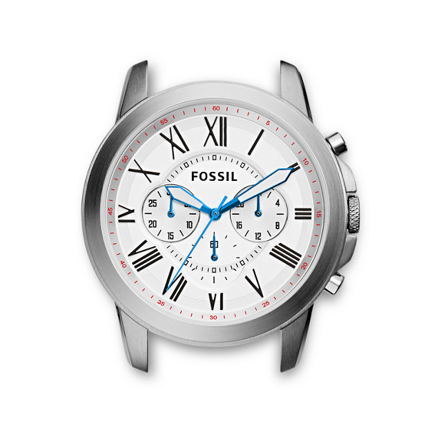 Grant Chronograph Stainless Steel Watch Case