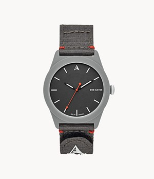 One Eleven SWII Solar Three-Hand Grey rPet Watch