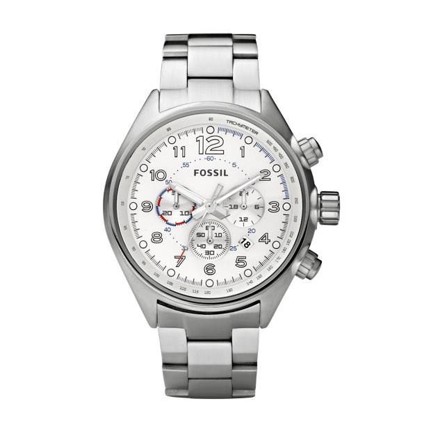 Flight Stainless Steel Watch