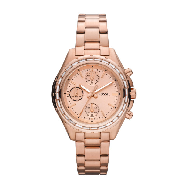 Dylan Stainless Steel Watch - Rose
