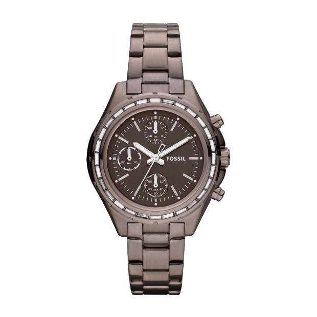 Dylan Stainless Steel Watch - Brown