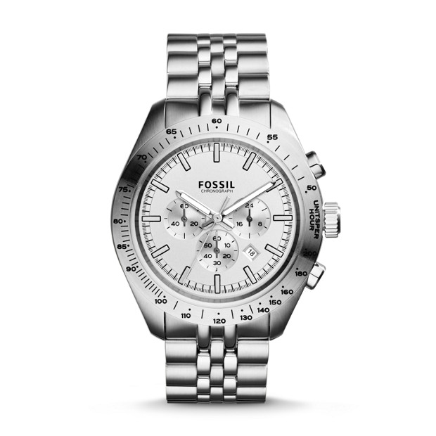Edition Sport Chronograph Stainless Steel Watch