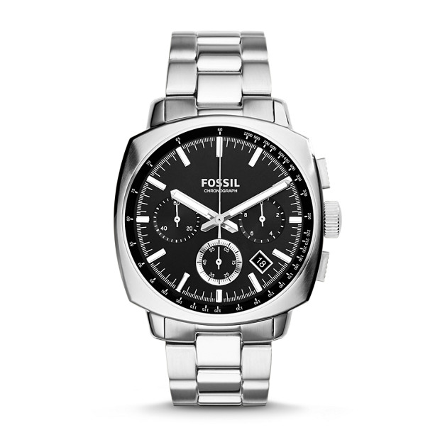 Haywood Chronograph Stainless Steel Watch