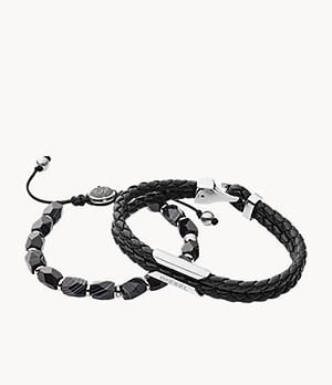 Diesel Two-Piece Bracelet Set