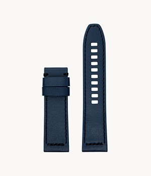 Diesel Men's Full Guard Navy Silicone Strap