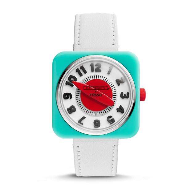 Eley Kishimoto x Fossil Retro Timer Watch