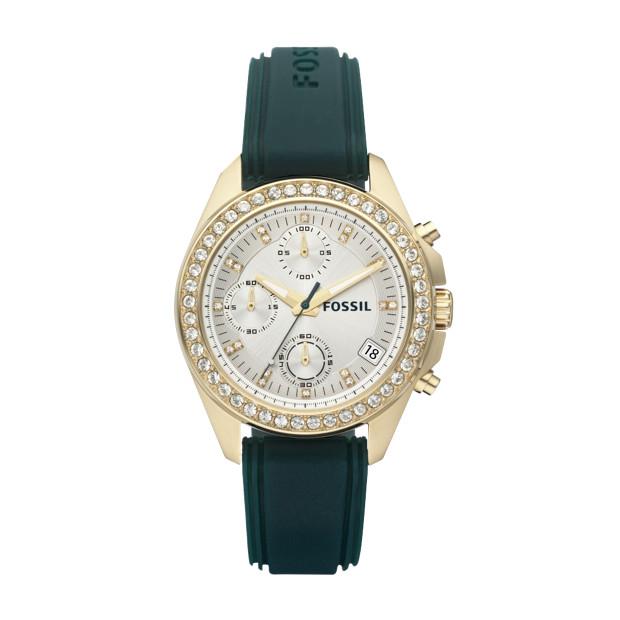 Decker Silicone Watch - Sapphire