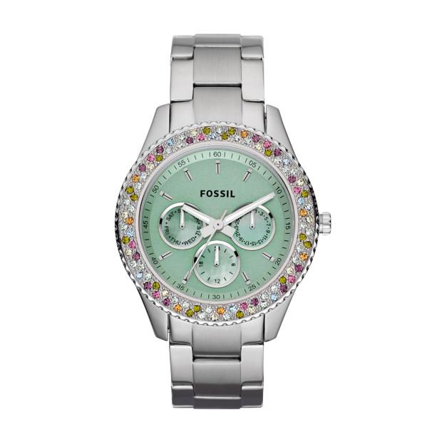Stella Stainless Steel Watch