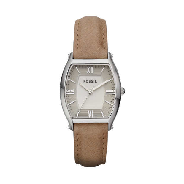 Wallace Leather Watch – Sand